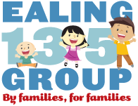 EALING 135 GROUP - By families, for families